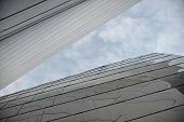 stock photo of 24th  - A  view of the Walt Disney Concert Hall in Los Angeles California on October 18 th 2012 - JPG