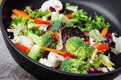 picture of chinese wok  - wok stir fry - JPG