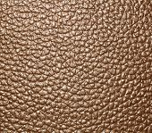 pic of unnatural  - Brown textured leather background jagged walls and floors - JPG