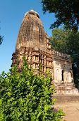 stock photo of khajuraho  - Adinath Temple - JPG