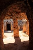 image of catacombs  - Tombs of the Kings - JPG
