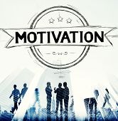 pic of motivation talk  - Motivation Inspiration Motivate Trust Inspire Concept - JPG