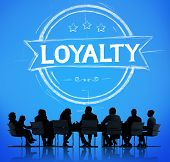 picture of loyalty  - Loyalty Values Honesty Integrity Honest Concept - JPG