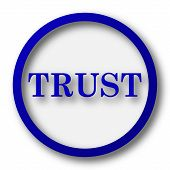 foto of trust  - Trust icon - JPG