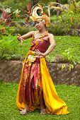 Постер, плакат: Балийская Dancer