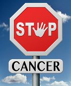 picture of causes cancer  - stop cancer by prevention and early diagnosis improve treatment prevent and find causes lung breast prostate liver cancers - JPG