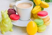 pic of easter_break  - easter breakfast concept - JPG