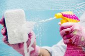 stock photo of housekeeper  - Cleaning  - JPG