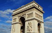 pic of charles de gaulle  - Arc De Triomphe De L - JPG