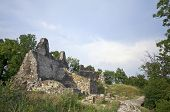 Ruins Of Tatika Castle, Slant