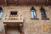 pic of juliet  - The balcony of Juliet - JPG