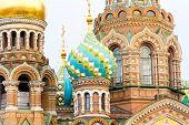 picture of sankt-peterburg  - Photo of orthodoxy temple in Sankt Petersburg - JPG
