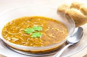 stock photo of tripe  - tripe soup - JPG