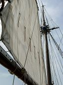 foto of mast  - Close - JPG