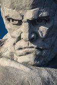 pic of brest  - A monument to Soviet soldiers liberators of the Brest Fortress in Belarus - JPG