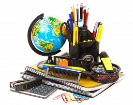 stock photo of pencils  - Back to school  - JPG