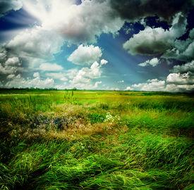 picture of landscapes beautiful  - Beautiful Nature Rural Landscape - JPG