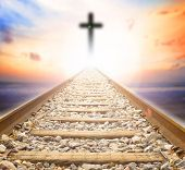 The Path Of The Truth Of Christ Jesus poster