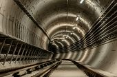 Underground Facility With A Big Tunnel