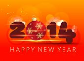 pic of happy new year 2013  - Happy new year 2014 - JPG