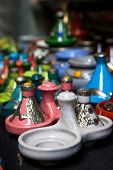 foto of asilah  - Morocco is a country with many artisans make cooking pots silver jewelry and a host of objects of all kinds - JPG