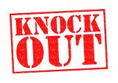 picture of revenge  - KNOCK OUT red Rubber Stamp over a white background - JPG