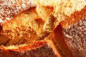 Fresh Sourdough Bread poster