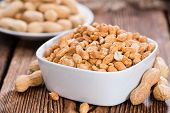 picture of salt-bowl  - Small bowl with Peanuts  - JPG