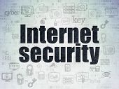 picture of security  - Privacy concept - JPG