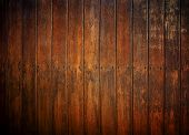 image of wood pieces  - old wood plank background - JPG