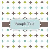 picture of greeting card design  - Template frame design for greeting card - JPG