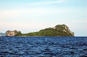 picture of olongapo  - A Helicoptor Shaped Island in El Nido Philippines - JPG