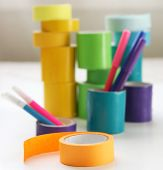 Colorful Kids Craft Tape