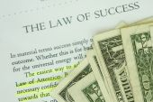 stock photo of laws-of-attraction  - Concept for law of attraction  - JPG