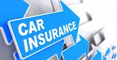 stock photo of theft  - Car Insurance  - JPG