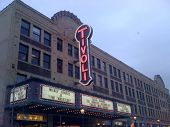 Tivoli Theater, Delmar Loop in St. Louis, Missouri