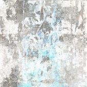 art abstract watercolor background in grey, blue and white colors