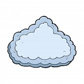 cartoon decorative cloud