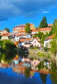 picture of bohemian  - Czech Krumlov - JPG