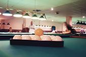 picture of snooker  - billiard pool game ball sport snooker cue pub - JPG