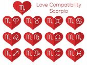 image of scorpio  - Love compatibility  - JPG