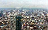 picture of frankfurt am main  - View of Frankfurt am Main  - JPG
