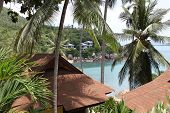 foto of southeast  - bungalow of the island of Koh Samui Thailand Southeast Asia - JPG