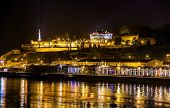 pic of serbia  - View of Belgrade Fortress over the Sava river  - JPG