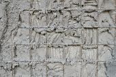 stock photo of reinforcing  - Technology reinforced concrete walls within the styrofoam - JPG