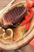 stock photo of cayenne pepper  - meat savory  - JPG