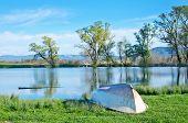 picture of crimea  - lake in Crimea spring nature in Crimea - JPG
