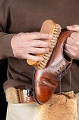 Shoeshiner poster