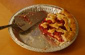 picture of cherry pie  - cherry pie - JPG