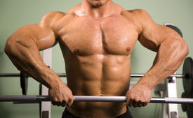 pic of lifting weight  - Close - JPG